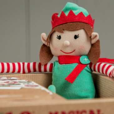The Elf for Christmas line adds new plush toys