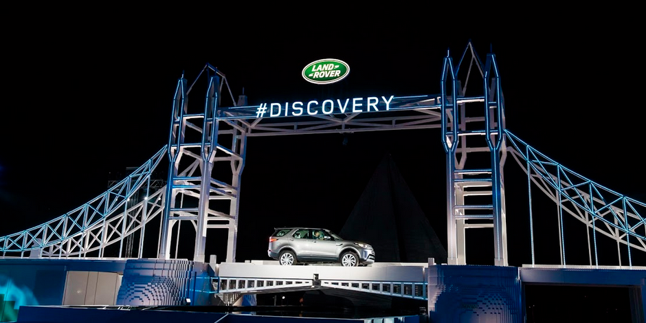The Largest Ever Lego Structure Can Hold A Real Car