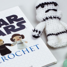 Here's how to make your own Star Wars crochet stuffed toys