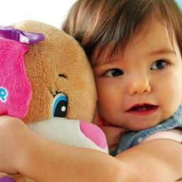 Fisher-Price partners with Save the Children