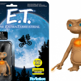 Funko unveils E.T. ReAction figure toy line