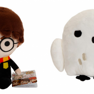TOMY's Harry Potter plush toys are coming to the US