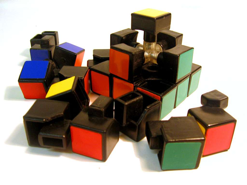 The European Court says Rubik's Cube shape is not unique