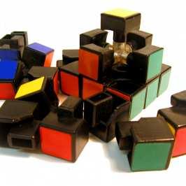 The European Court says Rubik's Cube shape is not unique