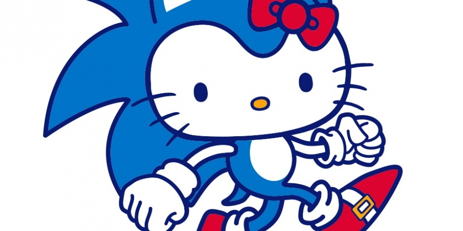 Sonic the Hedgehog and Hello Kitty unite for new range of plush toys