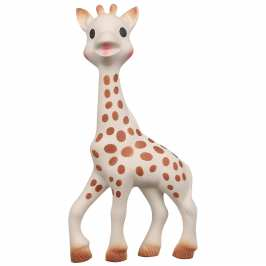 Yet another toy plagued by mold inside - this time Sophie the Giraffe