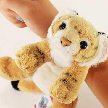 Sisters create wearable stuffed animals