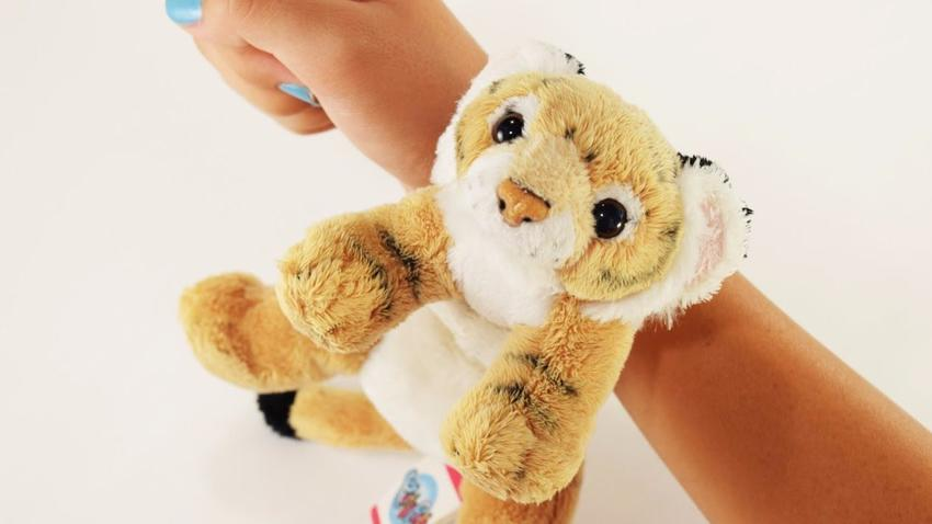 Sisters create wearable stuffed animals