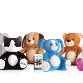 Hackers stole user data from talking smart stuffed animals