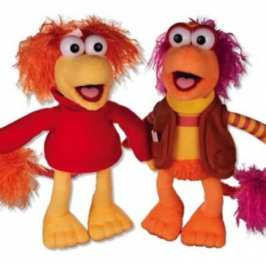 Super Impulse is working on Fraggle Rock stuffed animals and toys