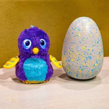 The Hatchimals debut a new look for 2017