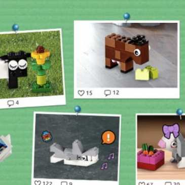LEGO launches a social network app for kids