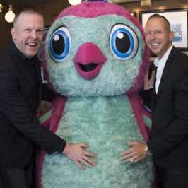 Spin Master won the 2017 Innovative Toy of the Year for the Hatchimals