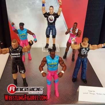 Mattel will continue to make WWE toys through 2021
