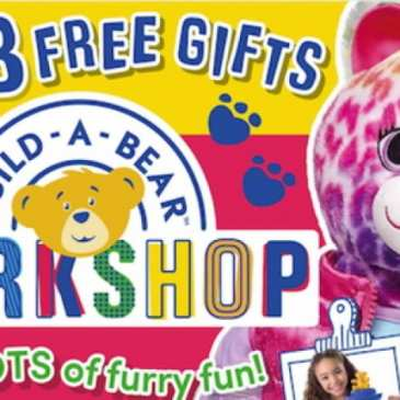 Build-A-Bear will publish its own magazine