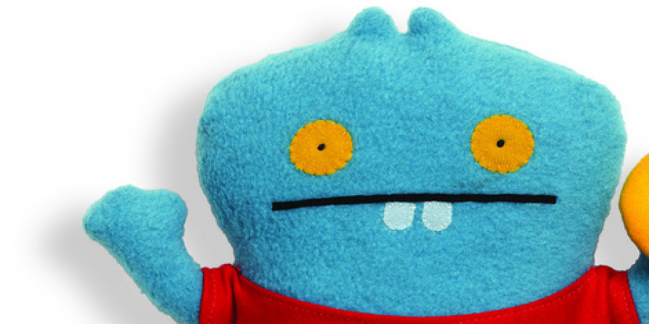 Ugly Dolls plush toys will get their own animated movie