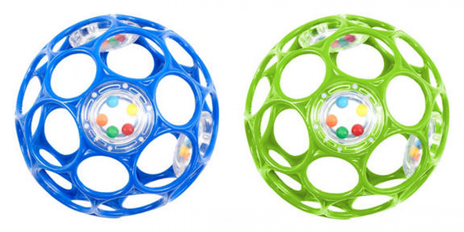 Toys R Us recalled a rattle toy over choking hazards