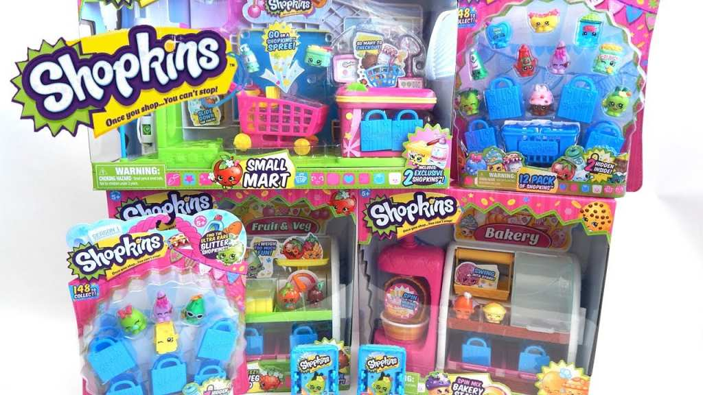 Shopkins toys just made their creator a billionaire