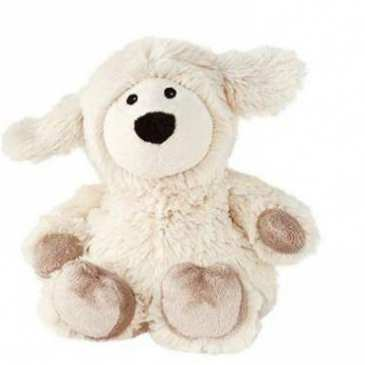 Warmies are new stuffed animals that will keep you warm