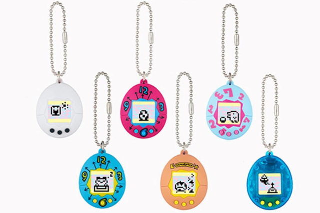 Bandai is bringing back the original tamagotchi