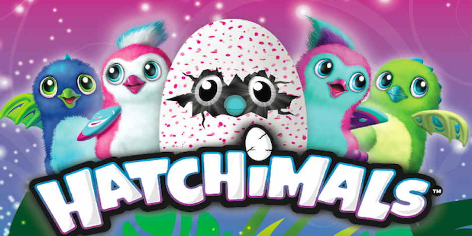 Spin Master plans to turn Hatchimals into a big toy brand