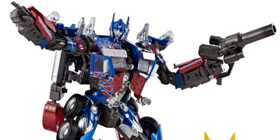 Hasbro and Tomy unveiled a new limited edition Optimus Prime action figure