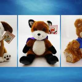 Authorities recall thousands of stuffed animals over choking hazard