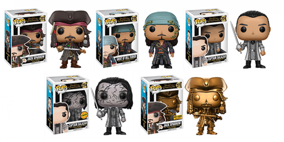 Funko unveils a new line of Disney POP vinyl figures | StuffedParty ...