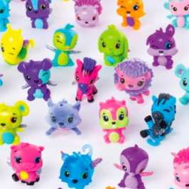 Spin Master unveiled the new Hatchimals Colleggtibles
