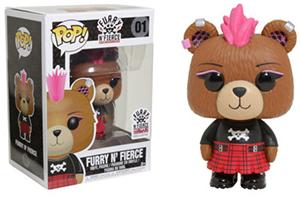 Funko POP Build-A-Bear figure