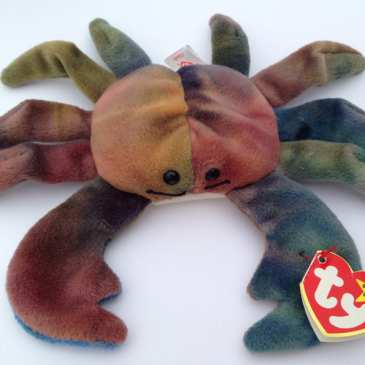 The rarest and most expensive Beanie Babies at the moment