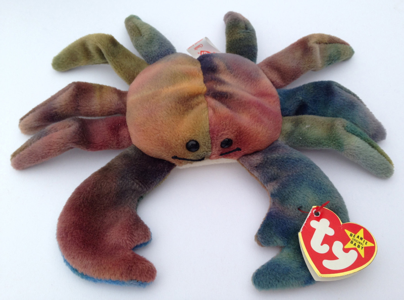 The rarest and most expensive Beanie Babies at the moment ... c436a24ff9e
