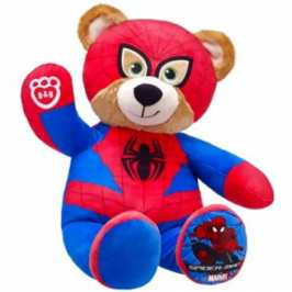 Build-A-Bear introduced a new Spider-Man range