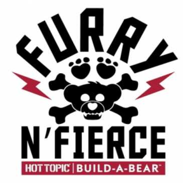 Build-A-Bear and Hot Topic introduce the new Furry N' Fierce toy collection