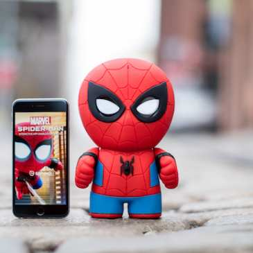 Sphero introduces an interactive Spider-Man toy