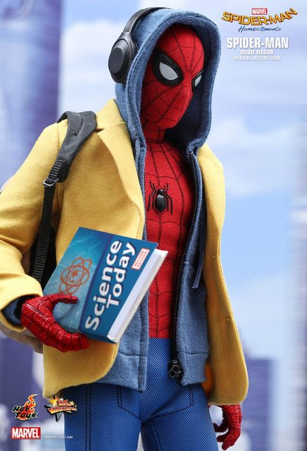 Hot Toys Spider-Man action figure