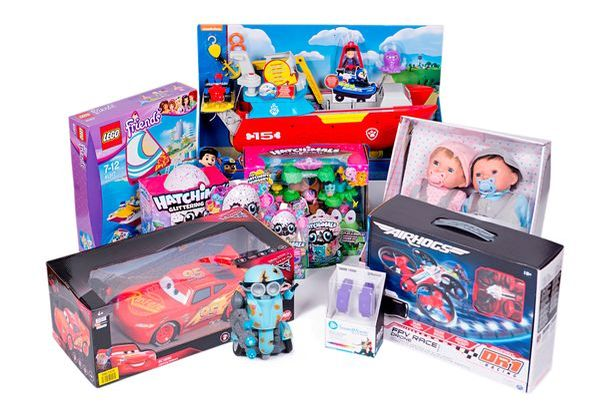 Tesco and Argos join in on the massive UK toy sales