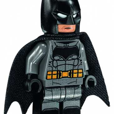 LEGO shows the official images for the first Justice League playsets