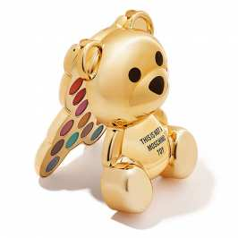 Fashion brand Moschino releases a line of teddy bear makeup