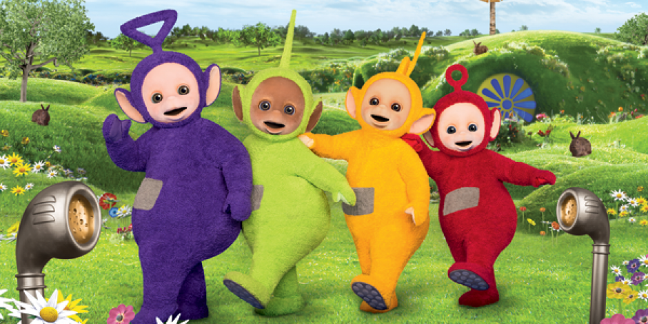 Character Options extends its contract to make Teletubbies' plush toys
