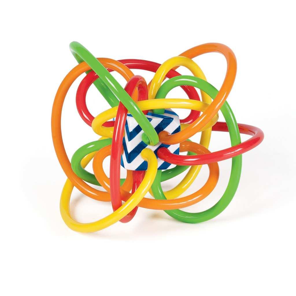 Winkel Colorburst Toys are recalled because of choking hazard