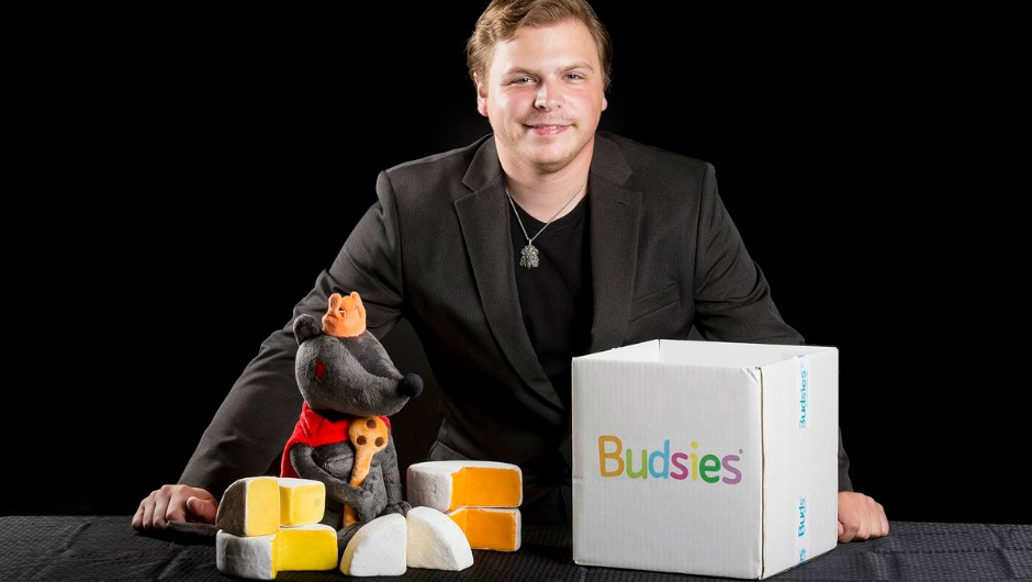 Budsies launches a crowdfunding market for stuffed animals