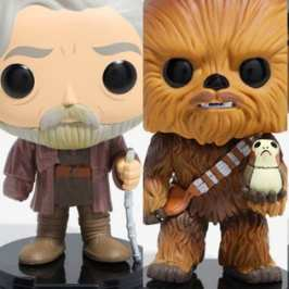 Funko releases new Star Wars POP vinyl action figures