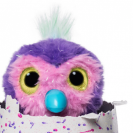 Spin Master introduces new toys to the Hatchimals line