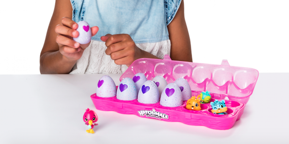 Spin Master adds yet another toy line to the Hatchimals