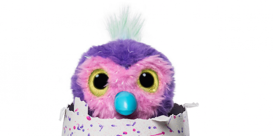 New Spin Toys : Spin master introduces new toys to the hatchimals line