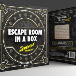 Mattel release an Escape Room board game