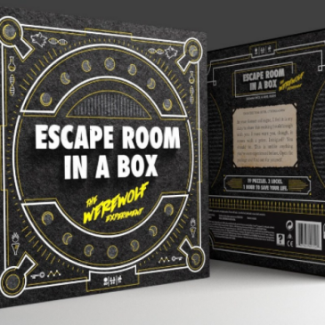 Mattel releases an Escape Room board game