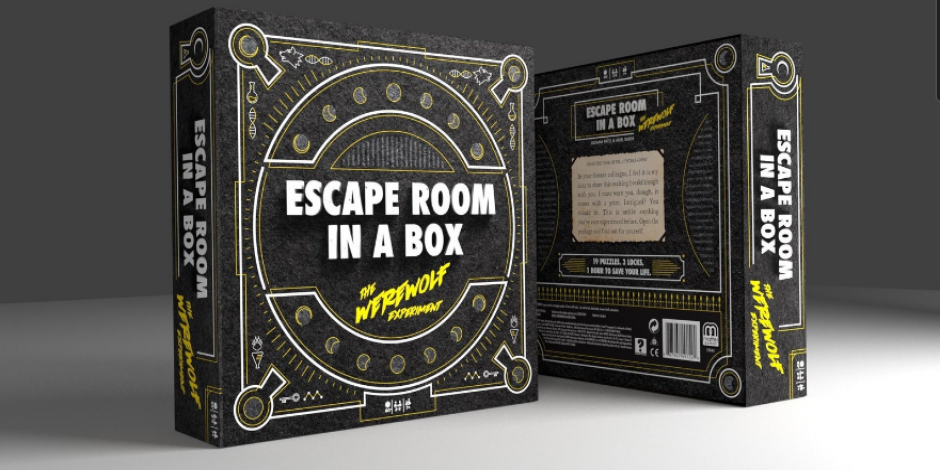 Mattel release an Escape Room board game