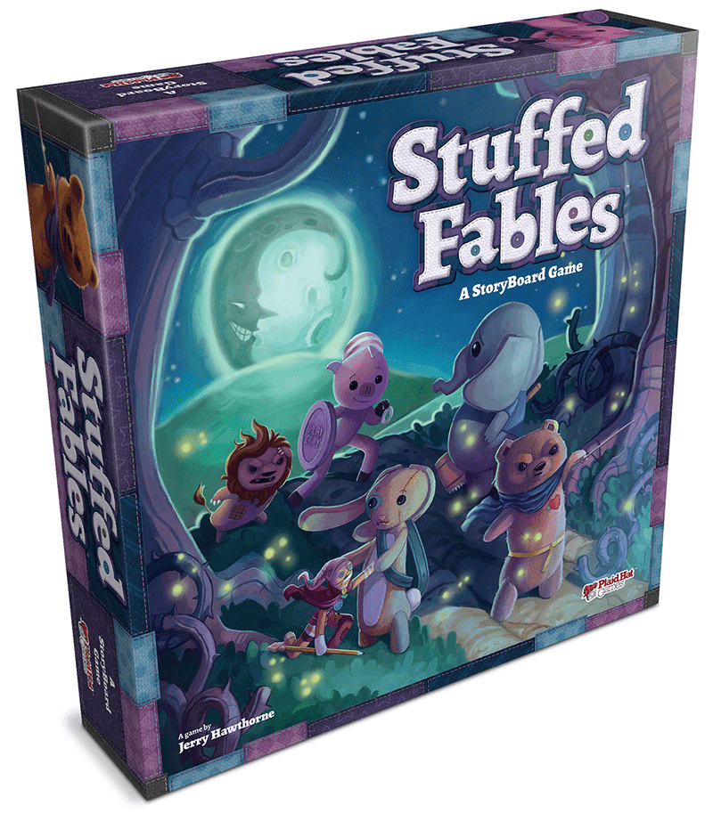 Plaid Hat will make a board game dedicated to stuffed animals